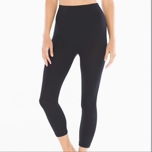 Soma leggings black spandex womens xs